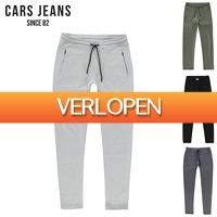 Elkedagietsleuks HomeandLive: Slim Fit Jogpants van Cars