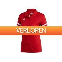 Avantisport.nl: Adidas T19 Polo Women