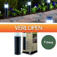 Tuin en Klussen: Set van 4 LED-lampen Alabama
