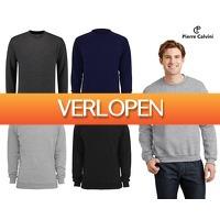 Voordeelvanger.nl 2: Pierre Calvini heren sweaters