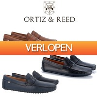 One Day Only: Ortiz&Reed Patriff herenschoenen