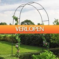 Voordeeldrogisterij.nl: Premium rozenboog