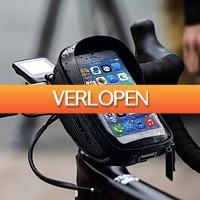 MegaGadgets: Telefoonhouder voor je fiets