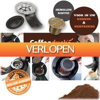 voorHAAR.nl: Coffeeduck voor Senseo of Nespresso