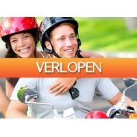 Tripper Tickets: Scootertocht door Zuid-Limburg