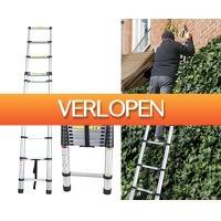 Voordeelvanger.nl 2: Aqua Laser telescopische ladder