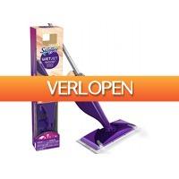 DealDonkey.com: Swiffer WetJet Spraymop Starterkit - Wood