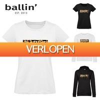 Elkedagietsleuks Ladies: Ballin Est 2013 dames tops
