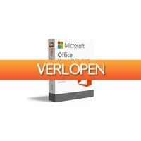 Groupon 3: Microsoft Office 2019 Home-licentie en -trainingen
