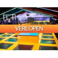 Tripper Tickets: Entreeticket Jumpsquare Trampolineparken
