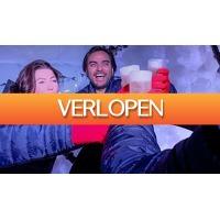 ActieVandeDag.nl 2: Entree Icebar Amsterdam