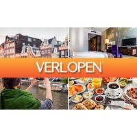 SocialDeal.nl 2: Overnachting voor 2 + ontbijt + evt. parkeren in A'dam