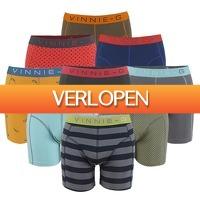 1dagactie.nl: 8 x Vinnie-G boxershorts