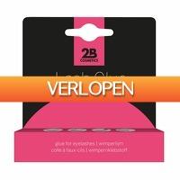 Plein.nl: 6 x 2B wimperlijm voor nepwimpers