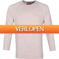 Suitableshop: Superdry pullover Orange Label