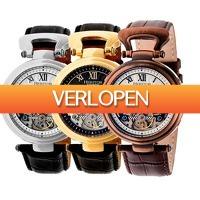 Watch2Day.nl 2: Heritor Ganzi Skeleton Automatics