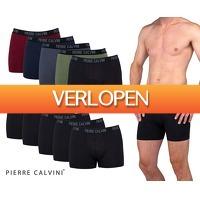 Voordeelvanger.nl: 5-Pack Pierre Calvini bamboe boxershorts