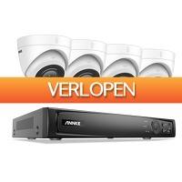 Epine.nl: ANNKE ACS-8 N48-BM 8MP 8CH PoE camerasysteem