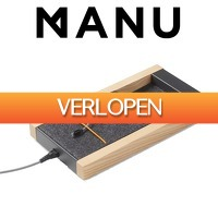 One Day Only: MANU design organizer met 5 x USB hub