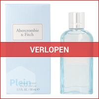 Abercrombie & Fitch First Instinct Blue Woman EDP