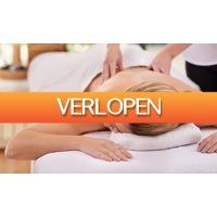 Groupon 2: Full body massage van 60 of 90 minuten
