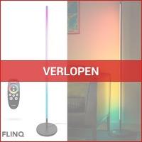 Xyro LED-vloerlamp met afstandsbediening
