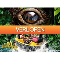 Tripper Tickets: Entreeticket Holiday Park