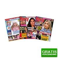 Bekijk de deal van Tripper Producten: Abonnement op tijdschrift Party