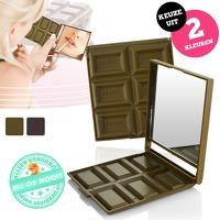 Bekijk de deal van voorHAAR.nl: Chocolade make-up spiegel