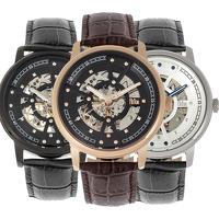 Bekijk de deal van Watch2Day.nl 2: Reign Belfour Skeleton Automatics