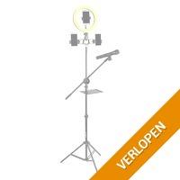 Vonyx RL25 ringlamp voor streaming