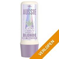 6 x Aussie Blonde 3 minute miracle intensieve verzorging 225 ml