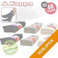 18 paar Kappa sokken