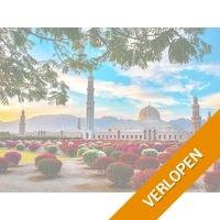 Geniet van een 10-daagse luxe cruise Perzische Golf