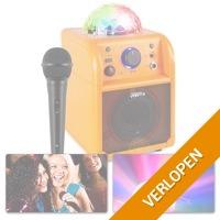 Vonyx SBS50 L karaokeset met microfoon