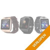 Smartwatch met HD-camera