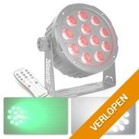 BeamZ BAC504 Aluminium LED PAR