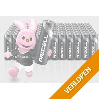 Duracell Procell batterijen 72-pack