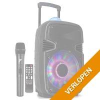 Fenton FT12JB karaoke speaker 700W 12