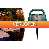 VoucherVandaag.nl: Buitenstopcontacten