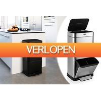 VoucherVandaag.nl: Sensor prullenbak