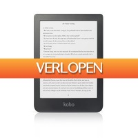 Expert.nl: Kobo e-reader Clara HD Refurbished zwart