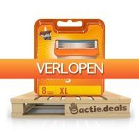Actie.deals 3: 8 x Gillette Fusion5 scheermesjes