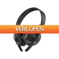 iBOOD.com: Sennheiser Draadloze On-Ear Koptelefoon