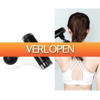 Voordeelvanger.nl 2: Mini massage gun