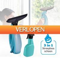 Actie.deals 3: Draadloze vacuum raamreiniger