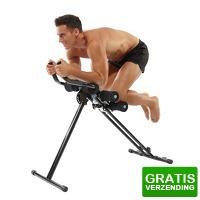 Bekijk de deal van Actie.deals: Gymform AB Generator multifunctioneel fitnessapparaat - Effectieve training voor thuis