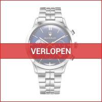 Maserati R8873633001 heren horloge