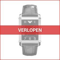 Emporio Armani AR0362 horloge 5 ATM