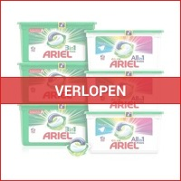 Ariel Pods All-in-One Color Of Regular